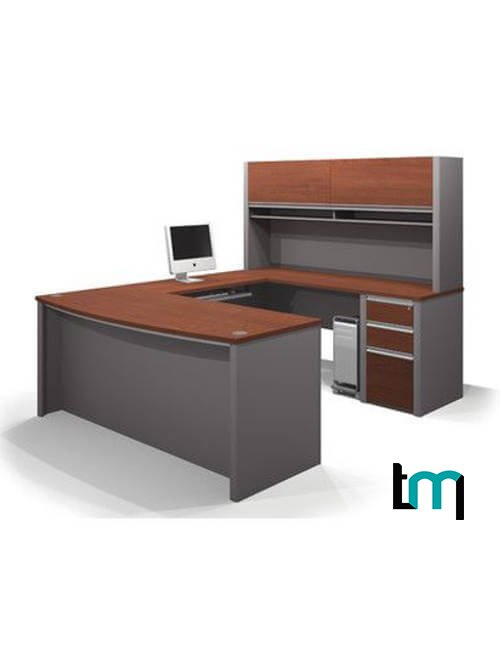 Estación de trabajo de configuración en U