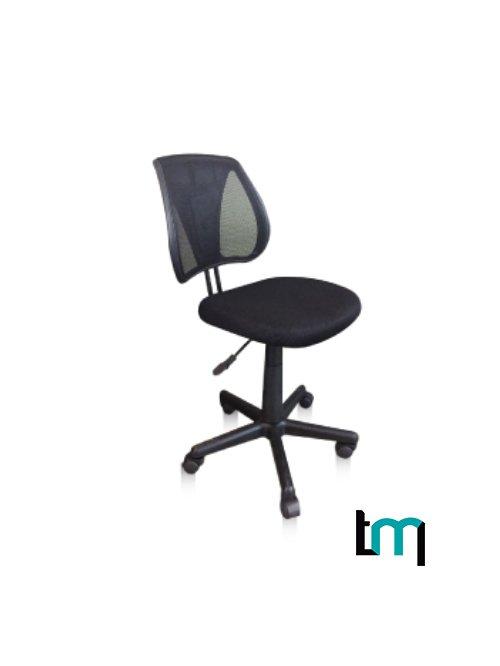 silla secretarial jm-009f mesh